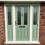 secure chartwell green composite door