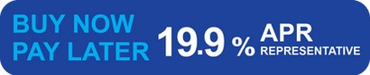 Buy now pay later with 19.9% apr