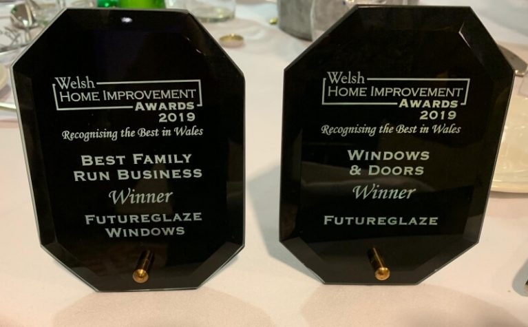Futureglaze Welsh Home Improvement awards
