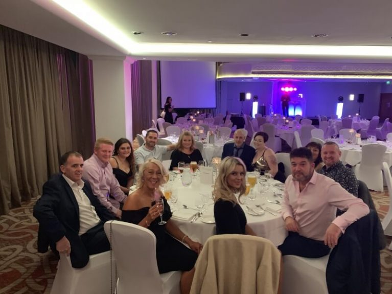 Futureglaze award evening