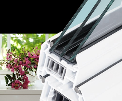 Futureglaze triple glazing profile