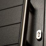 Modern bar door handle