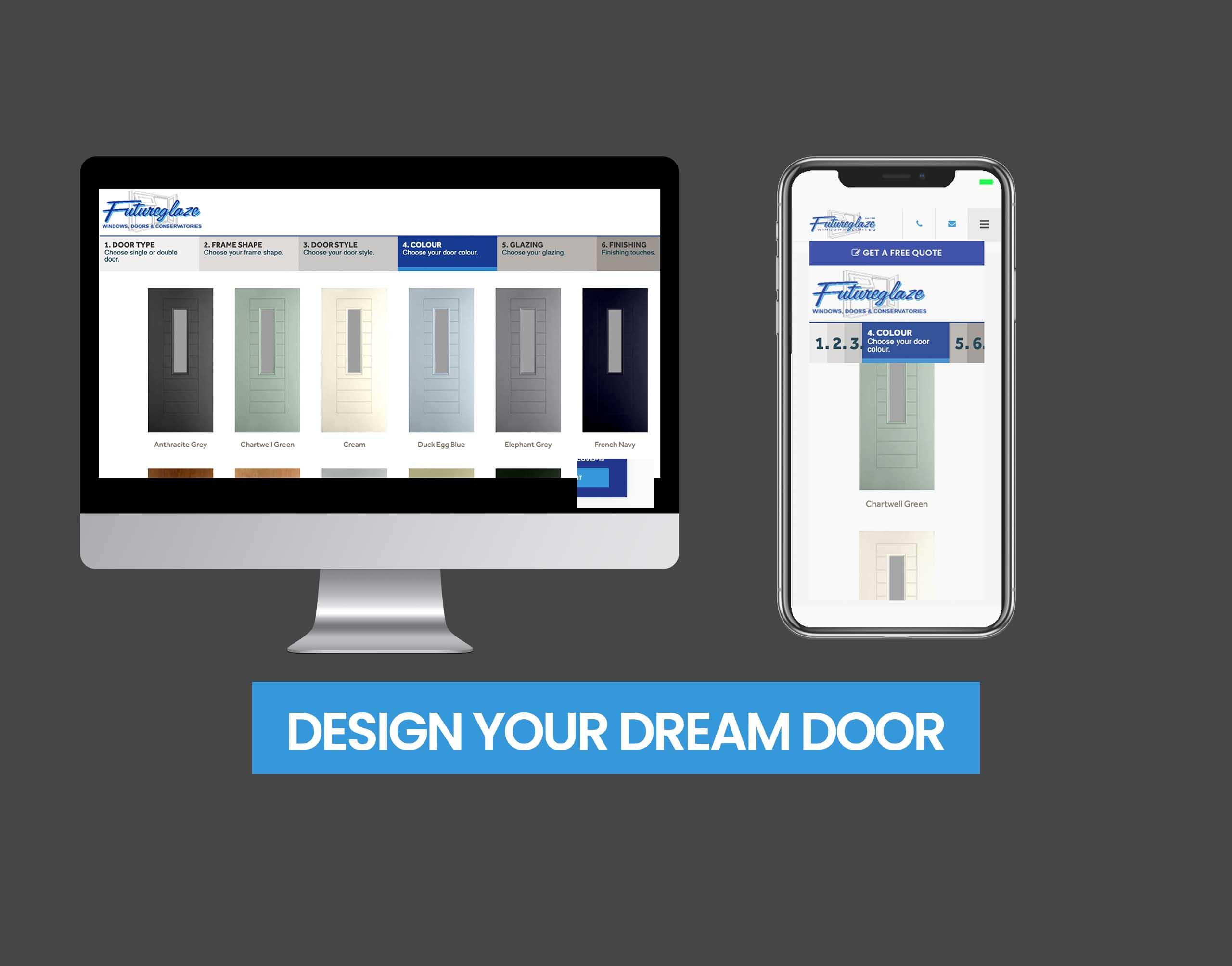 dream door designer
